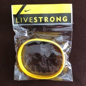 Original Nike LiveStrong Bracelet - unopened!